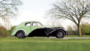 GOODING & COMPANY ANNOUNCES SALE OF 1938 BUGATTI, FORMERLY THE PROPERTY OF ETTORE BUGATTI