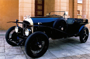 CARS OF THE BENTLEY BOYS TO BE FEATURED AT 2009 PEBBLE BEACH CONCOURS d'ELEGANCE