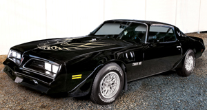 'Burt's Bandit' Heads the Star Cast of Automotive Icons to be Auctioned in Houston on May 2nd