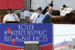 CURRENT F1 DRIVER TIMO GLOCK WINS TOYOTA RACE OF LEGENDS AT 35TH ROLEX MONTEREY HISTORIC AUTOMOBILE RACES