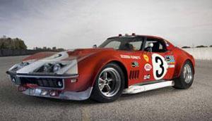 CHAMPION 1968 CHEVROLET CORVETTE L88 'SCUDERIA FILIPINETTI' LE MANS RACE CAR
