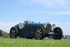 RARE BUGATTI AND HISTORIC 'YELLOW PERIL' RACE CAR JOIN STARTING LINE-UP FOR RM'S 'AUTOMOBILES OF AMELIA ISLAND' AUCTION EVENT
