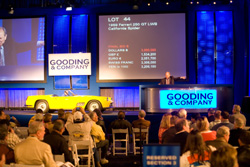 GOODING & COMPANY ANNOUNCES OUTSTANDING $21+ MILLION RESULTS FROM FIRST-EVER SCOTTSDALE AUCTION