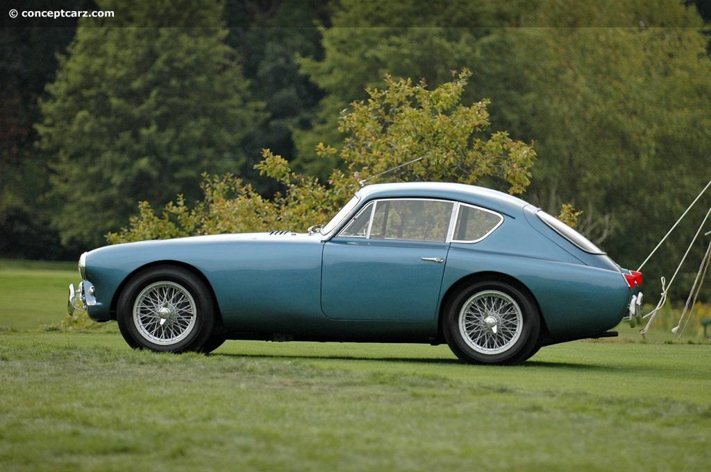 Ace Auto Sales >> 1958 AC Aceca - conceptcarz.com