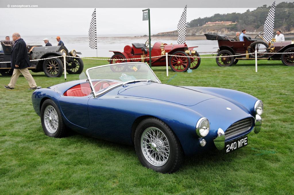 Second Chance Auto >> 1961 AC Ace - conceptcarz.com