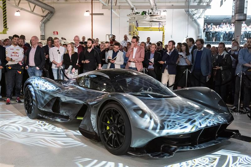 2016 Aston Martin AM-RB 001 Image
