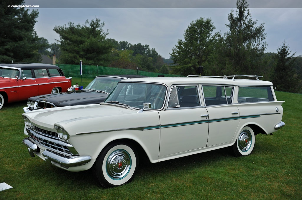 60 Rambler American Wagon For Sale Html Autos Post