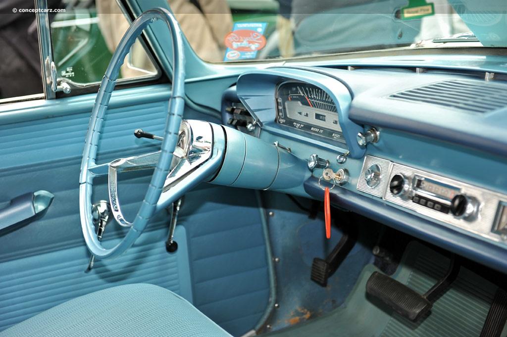 1962 AMC Rambler American