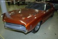 1966 AMC AMX Prototype image.