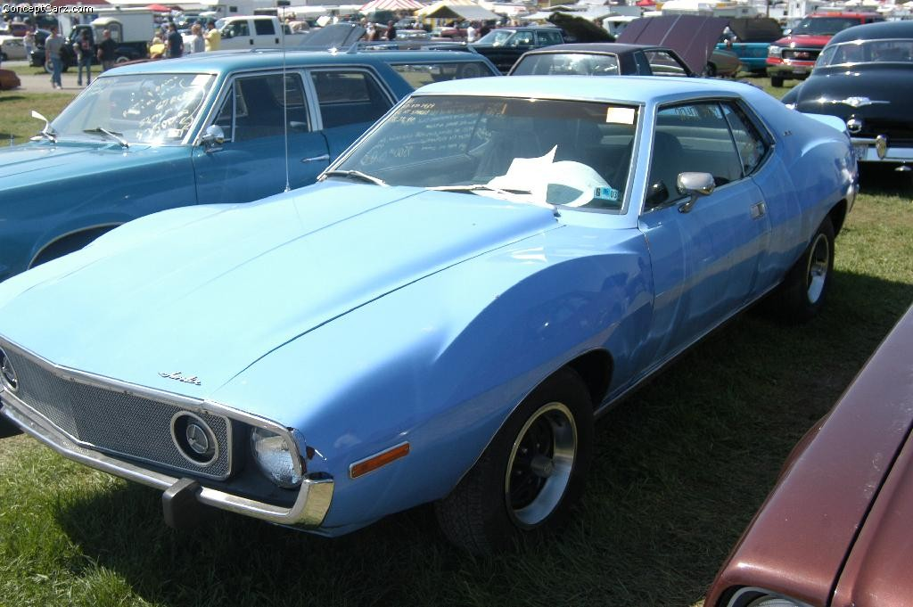 1973 AMC Javelin (Series 70, American Motors) - Conceptcarz