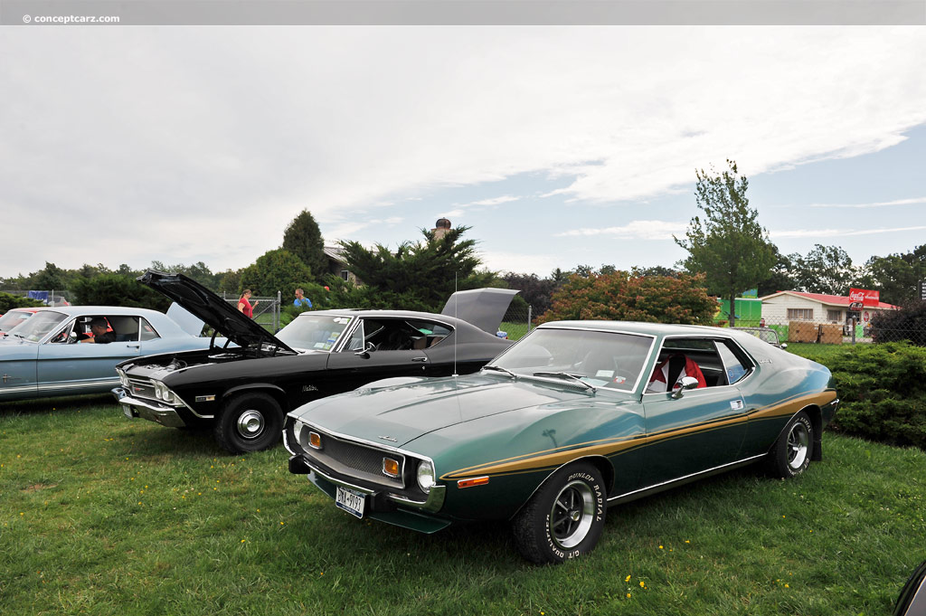 Auction Results And Data For 1974 Amc Javelin