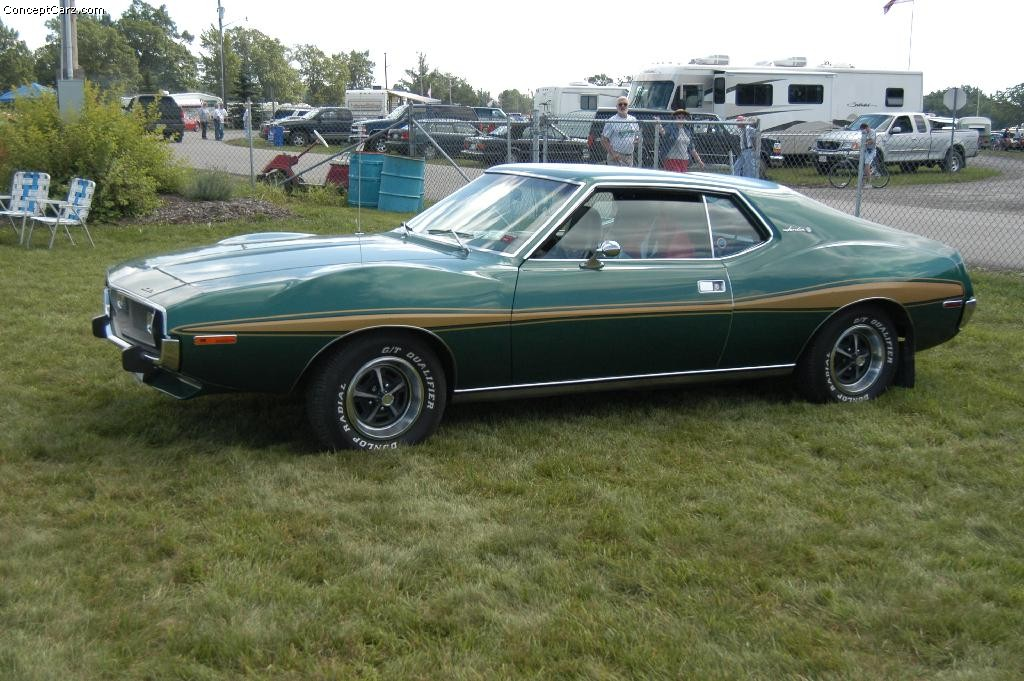 1974 amc javelin pictures  history  value  research  news