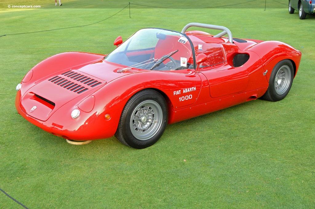1966 Abarth 1000 Sp Conceptcarz Com