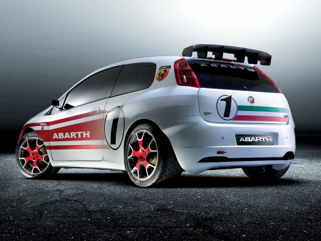 Modified S2000 >> 2007 Abarth Grande Punto S2000 Pictures, History, Value, Research, News - conceptcarz.com