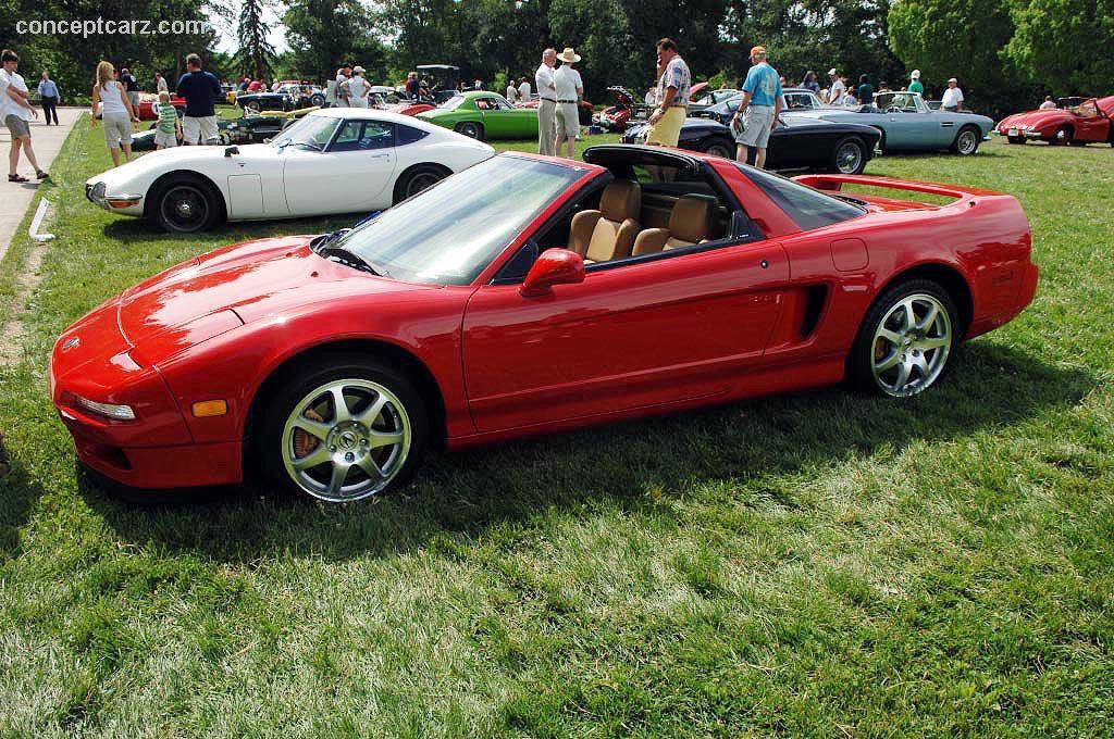 Acura Exotic Car >> 2000 Acura NSX (NSX-T) - Conceptcarz