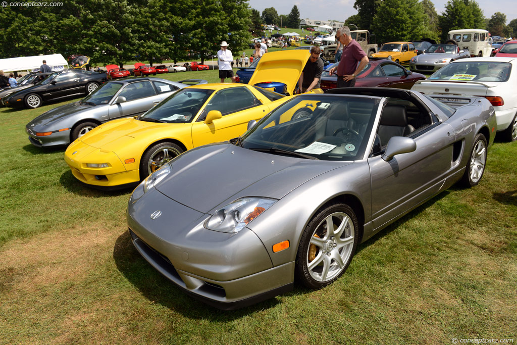 Auction Results And Data For 2003 Acura NSX