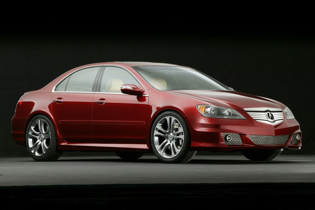 2006 Acura RL A-Spec Image