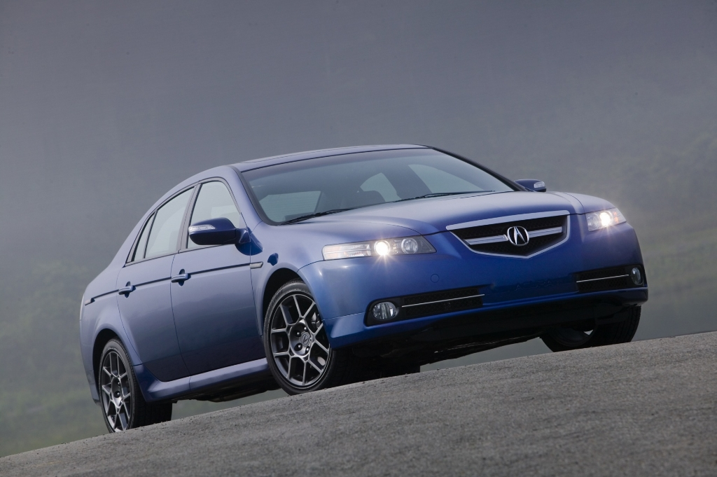 2008 acura tl and tl type s boast exhilarating performance and style. Black Bedroom Furniture Sets. Home Design Ideas