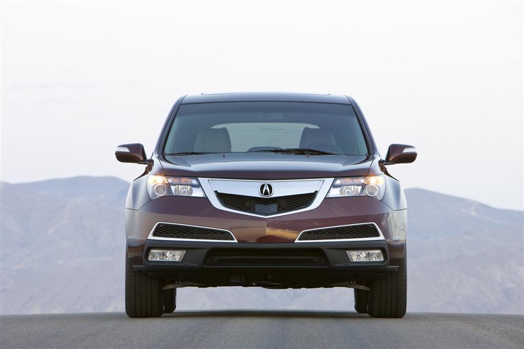 2010 Acura MDX Concept photo - 2