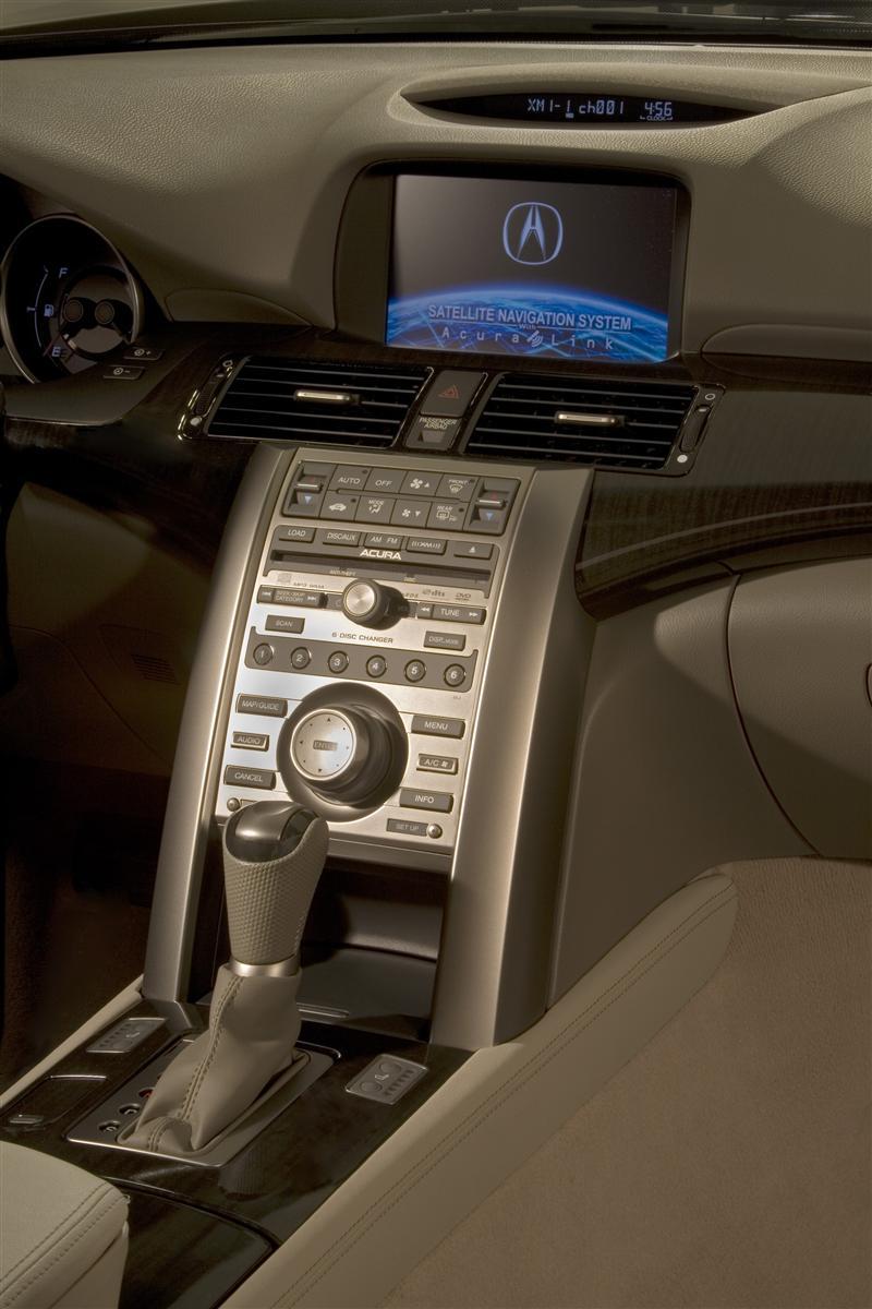 2010 Acura Rl Image