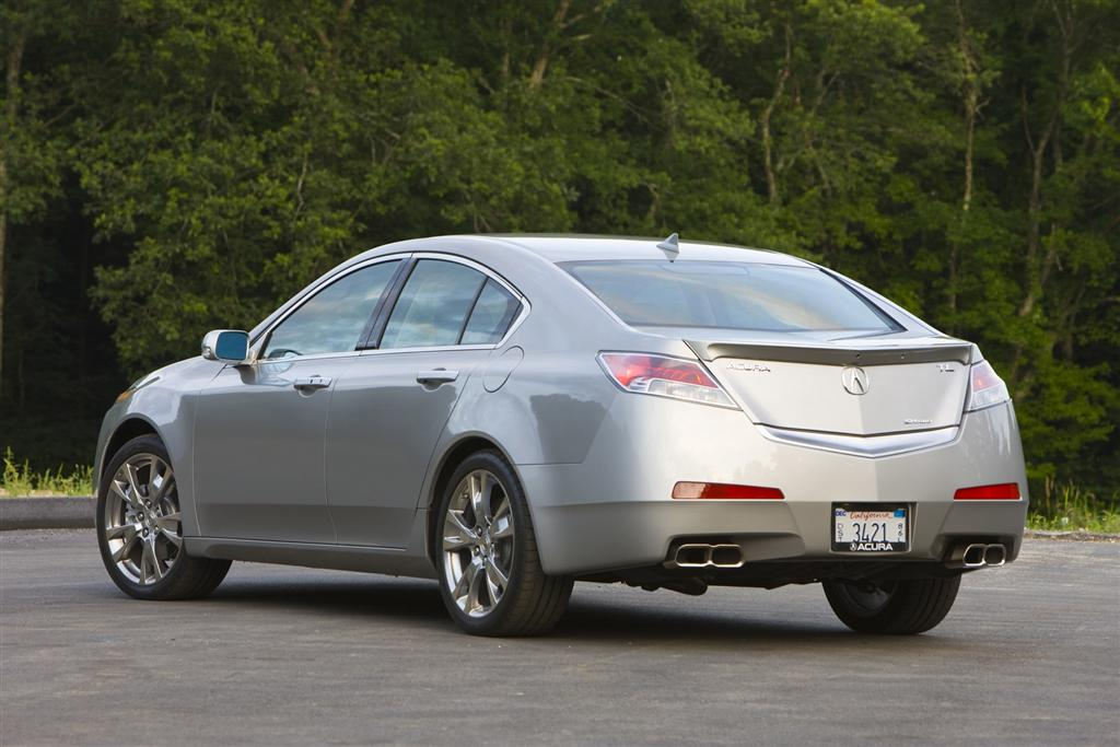 2010 Acura TL (SH-AWD®) | Conceptcarz.com