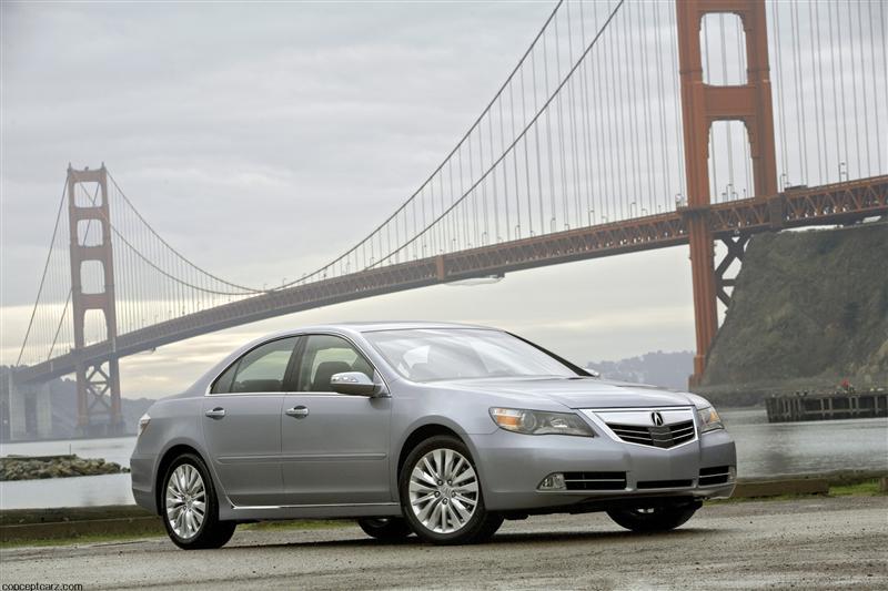 2011 Acura RL Image