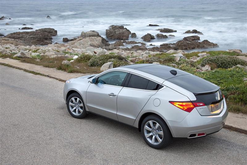 2012 Acura ZDX Image
