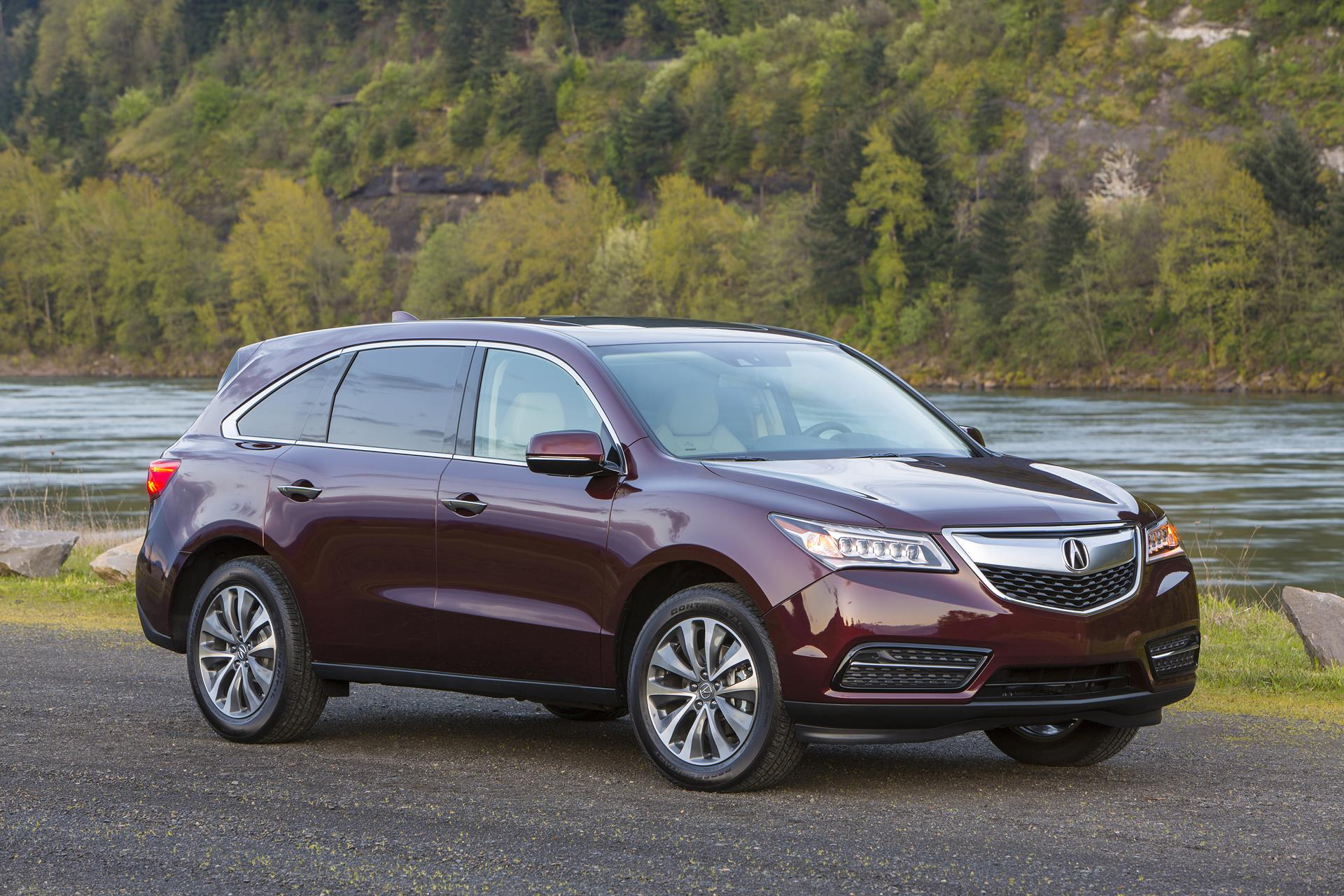 2015 acura mdx images. Black Bedroom Furniture Sets. Home Design Ideas