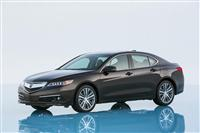 2015 Acura TLX image.