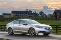 2016 Acura TLX image.