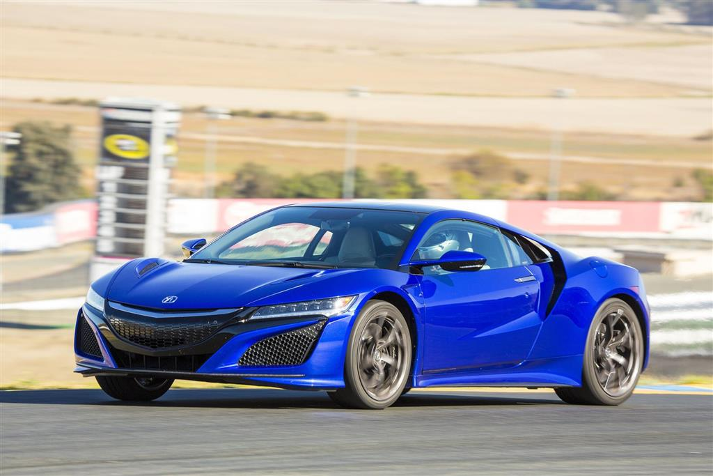 Acura NSX pictures and wallpaper