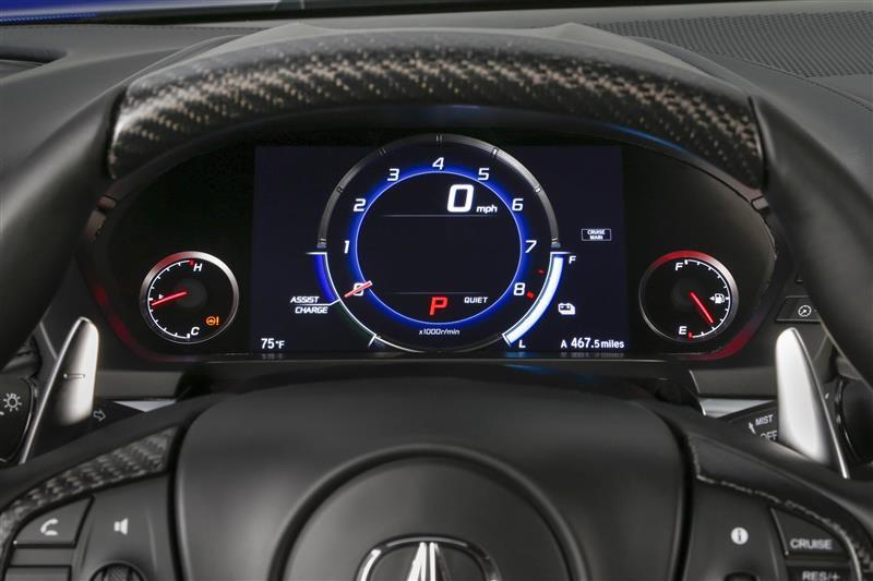 2017 Acura NSX Image
