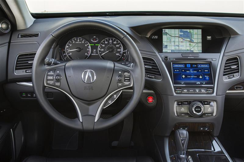 2017 Acura RLX Image