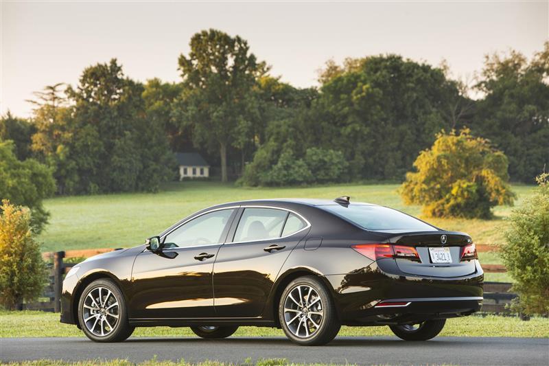 2017 Acura TLX Image