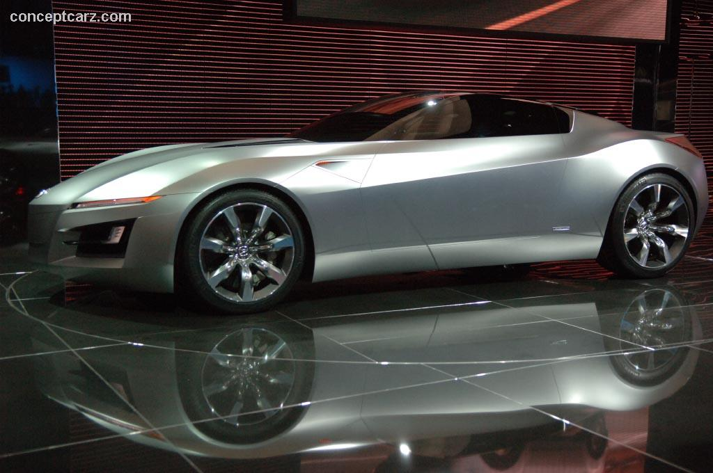 2010 Acura Advanced Sports Car Concept photo - 2