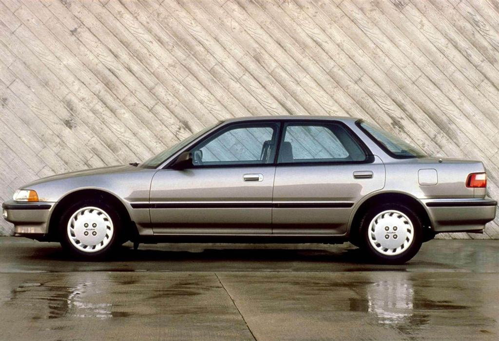 1990 Acura Integra Pictures History Value Research News