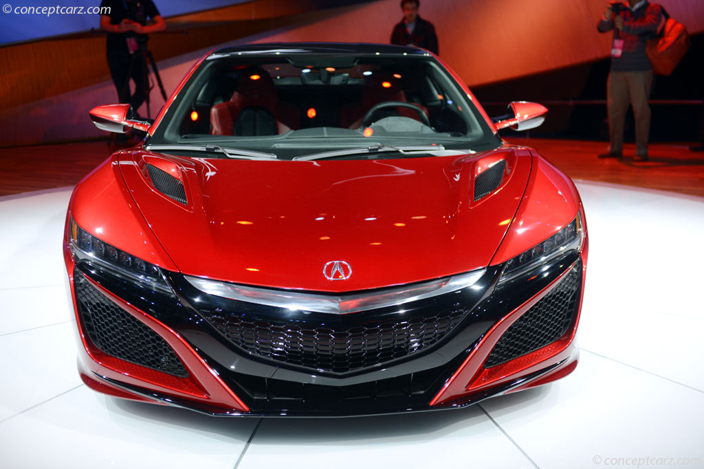 2017 Acura NSX GT3 thumbnail image