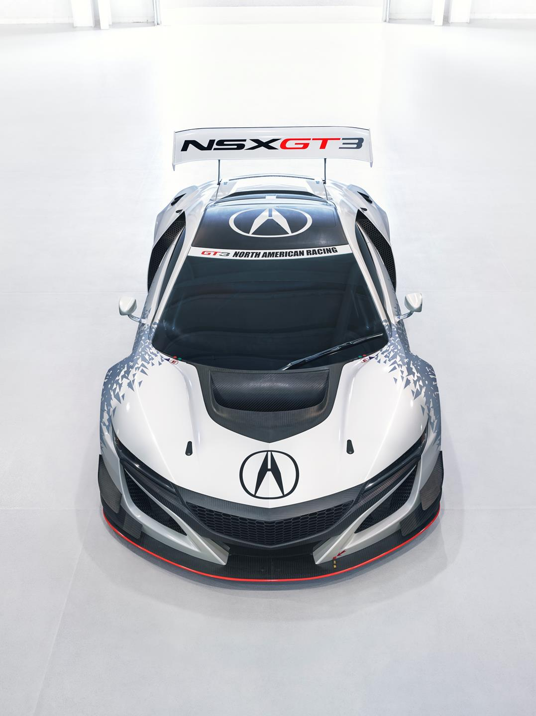 2017 Acura NSX GT3 Image
