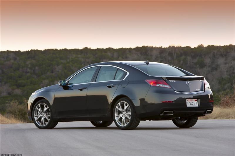 2012 Acura TL Image