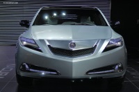 2009 Acura ZDX Concept image.