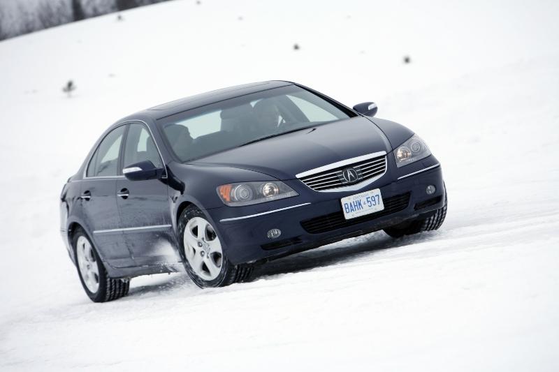 2008 Acura RL Image