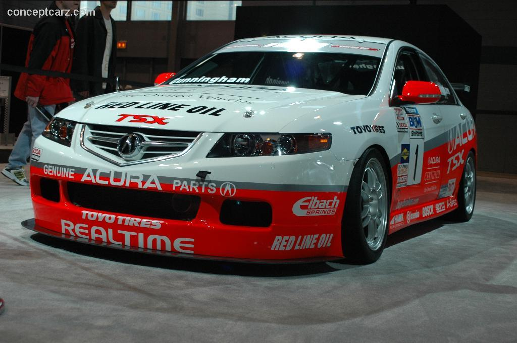 Acura tsx a spec