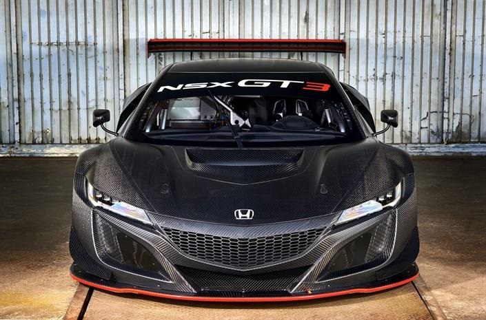 2017 Acura NSX GT3 thumbnail image