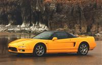 2003 Acura NSX image.