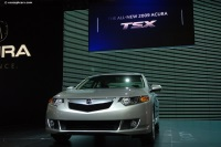 2009 Acura TSX image.