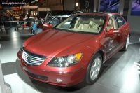 2006 Acura RL image.
