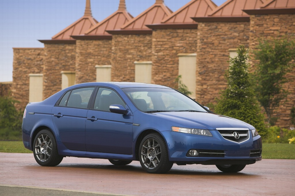 2007 Acura TL Pictures History Value Research News