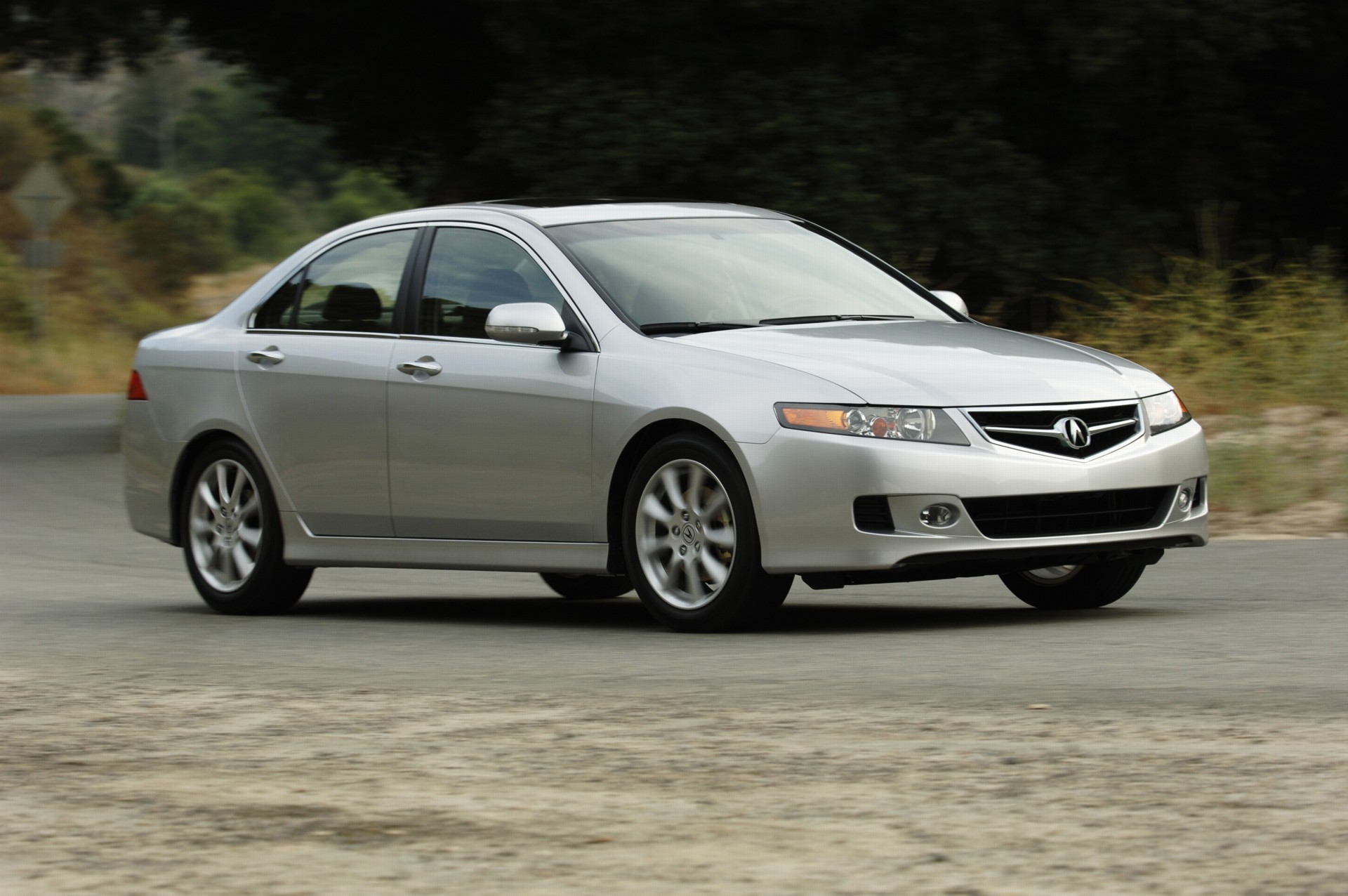 2007 Acura Tsx Pictures History Value Research News Conceptcarz Com