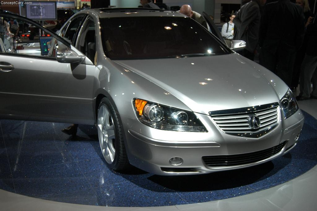 2005 acura rl sh pictures history value research news. Black Bedroom Furniture Sets. Home Design Ideas