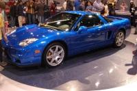 2004 Acura NSX image.
